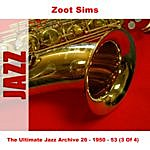 Zoot Sims The Ultimate Jazz Archive 26 - 1950 - 53 (3 Of 4)
