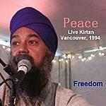 Freedom PEACE - Live Kirtan Vancouver, 1994