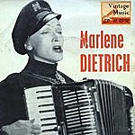 Marlene Dietrich Vintage Vocal Jazz / Swing Nº12 - EPs Collectors
