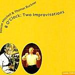 Roscoe Mitchell 8 O'Clock: Two Improvisations