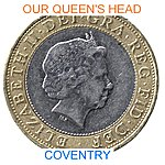 Coventry Our Queen's Head