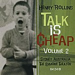 Henry Rollins Talk Is Cheap, Vol.2