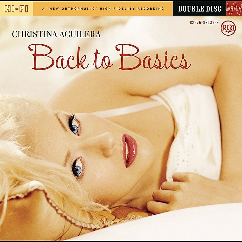 Cover Art: Back To Basics