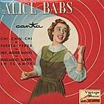 Alice Babs Vintage Pop No.1: EPs Collectors
