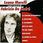 Leano Morelli Leano Morelli Canta I Successi Di F. De Andrè