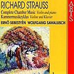 Wolfgang Sawallisch Strauss: Complete Chamber Music, Vol. 5 - Violin & Piano