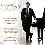 Emanuel Ax Brahms: Piano Concertos, Two Rhapsodies, Op. 79, Intermezzos, Op. 117 & Op. 119