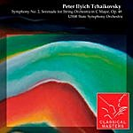 USSR State Symphony Orchestra Symphony No. 2/Serenade For String Orchestra In C Major, Op. 48
