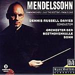 "Dennis Russell Davies Mendelssohn: Symphonies Nos. 1, 2, & 3 ""The Scottish"" - Fingal's Cave"