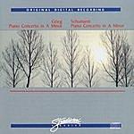 Anton Nanut Grieg:Piano Concerto In A Minor , Schuman: Piano Concerto In A Minor