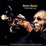 Benny Bailey I Remember Love