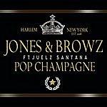 Jim Jones Pop Champagne (Single)(Featuring Juelz Santana)