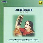 "Aruna Sayeeram Aruna Sayeeram -""Maname Kanam"" - Vocal"