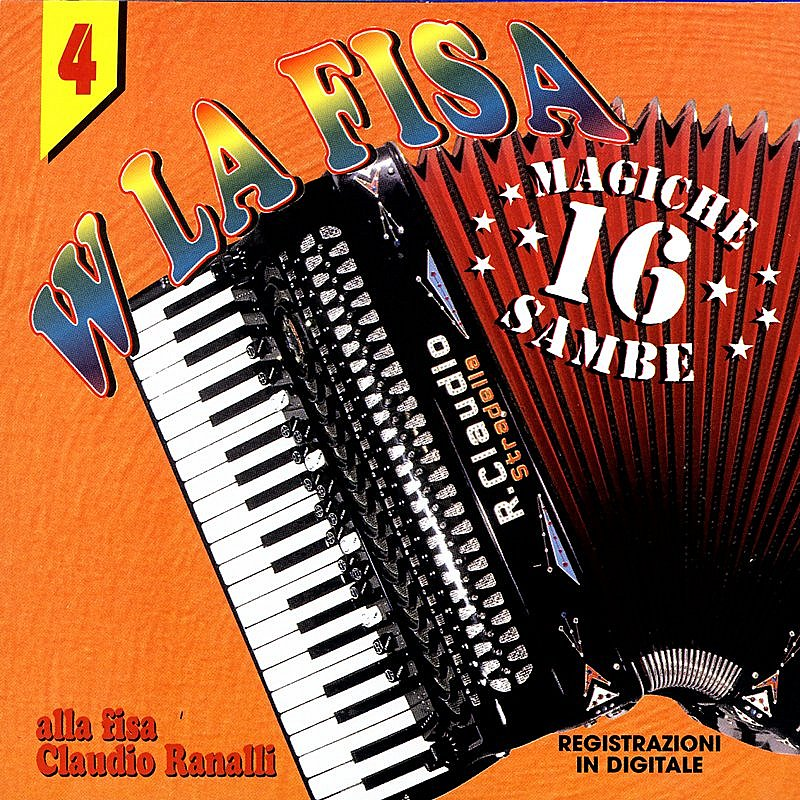 Cover Art: W La Fisa - Vol. 4