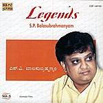 S.P. Balasubrahmanyam Legends Vol. 5