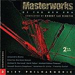 Robert Ian Winstin Masterworks Of The New Era, Vol. 3: Rutty, Stephens, Volker, Little, Mason, Cutler, Timpson, Horwood