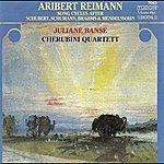 Juliane Banse Reimann, A.: Song Cycles After Schubert, Brahms, Schumann And Mendelssohn (Banse, Cherubini Quartet)