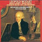 Munich Chamber Orchestra Mozart, L.: Symphonies - Eisen G2, G3, G16, G7 / Divertimento Militare, Cioe Sinfonia (Munich Chamber Orchestra, Stadlmair)