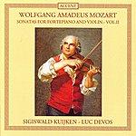 Sigiswald Kuijken Mozart, W.A.: Violin Sonatas, Vol. 2 - Nos. 23, 26 And 33 (Kuijken)