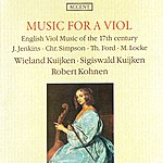Sigiswald Kuijken Simpson, C.: Divisions On A Ground / Locke, M.: Duos Nos. 3 And 4 / Ford, T.: Musicke Of Sundrie Kindes / Jenkins, J.: Fantasia For Violin And Viola
