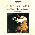 Konrad Junghanel Lute Music - Bach, J.S. / Weiss, S. (Lute Music Of The 18th Century) (Junghanel)