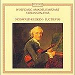 Sigiswald Kuijken Mozart, W.A.: Violin Sonatas, Vol. 1 - Nos. 27, 28 And 35 (Kuijken)