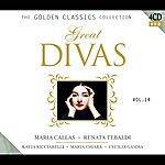 Renata Tebaldi Great Divas, Vol.14