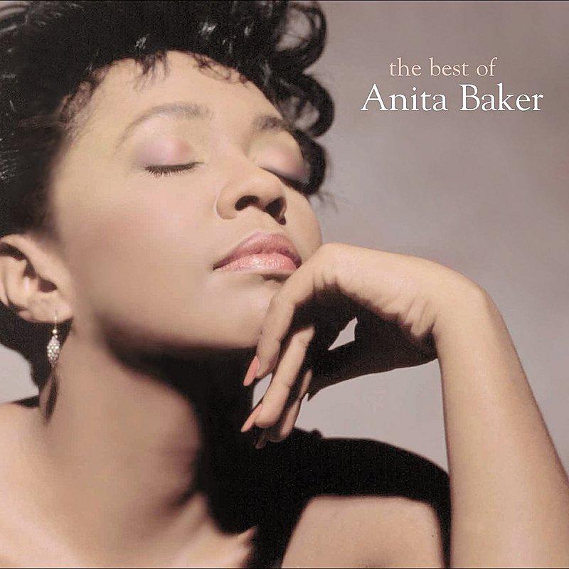 Cover Art: The Best Of Anita Baker
