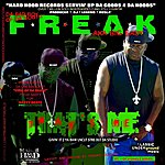 Freak Nasty That's Me (2-Track Single)