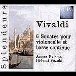 Anner Bylsma Vivaldi: 6 Sonatas Violoncelle Et Basse Continue