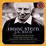 Isaac Stern Bach: Violin Concertos, BWV 1041, 1042, 1043, 1060 [Expanded Edition]