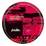 Brett Johnson Oram Daze EP
