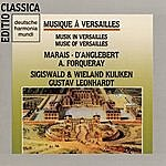 Sigiswald Kuijken Musique À Versailles