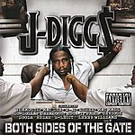 J. Diggs Both Sides Of The Gate (Original Release)