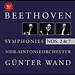 Günter Wand Beethoven: Symphonies Nos. 2 + 7