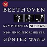 Günter Wand Beethoven: Symphonies Nos. 4 + 5