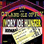 Ivory Joe Hunter Live At The Grand Ole Opry