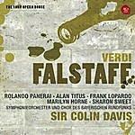 Sir Colin Davis Verdi: Falstaff