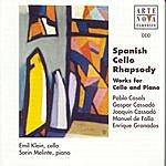 Emil Klein Spanish Cello Rhapsody