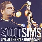 Zoot Sims Live At The Half Note Again