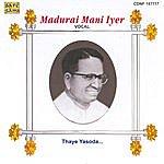 Madurai Mani Iyer Madurai Mani Iyer - Vocal (2)