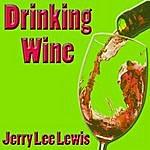 Jerry Lee Lewis Drinking Wine