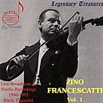 Zino Francescatti Zino Francescatti, Vol. 1