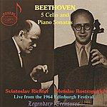 Mstislav Rostropovich Beethoven: The Five Sonatas For Cello And Piano