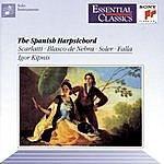 Igor Kipnis The Spanish Harpsichord