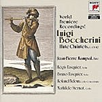Jean-Pierre Rampal Boccherini: Quintets For Flute, Violin, Viola, And 2 Violoncellos