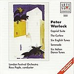 Ross Pople Warlock: Capriol Suite/The Curlew/6 Italian Dances/6 English Tunes