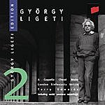 Terry Edwards Ligeti: A Cappella Choral Works