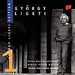 Arditti String Quartet Ligeti: Works For String Quartet