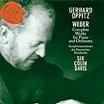Gerhard Oppitz Weber: Complete Works For Piano And Orchestra